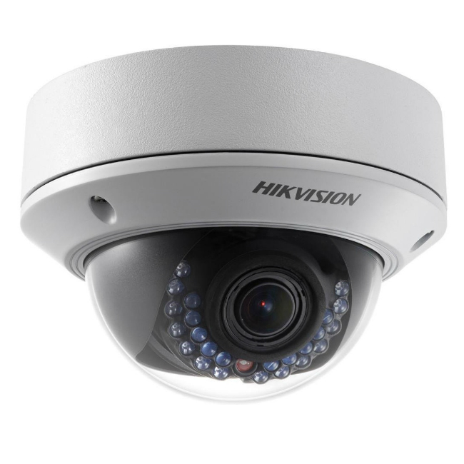 Купольная IP камера - HIKVISION DS-2CD2742FWD-IZS