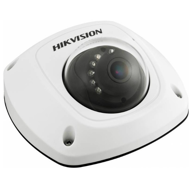 Купольная IP камера - HIKVISION DS-2CD2542FWD-IS