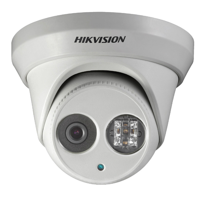 Купольная IP камера - HIKVISION DS-2CD2342WD-I